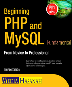 PHP and My SQL Fundamental